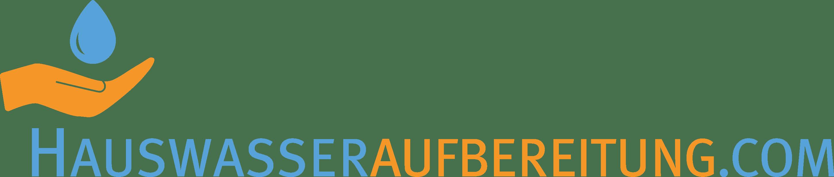 HAUSWASSERAUFBEREITUNG-Logo